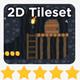 2D Game Platformer Tileset