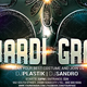 Carnival & Mardi Gras Party Flyer Template