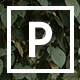 Portfolio Adobe Muse CC Responsive Template + Gallery Widget