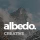 Albedo - Modern Design Studio PSD Template