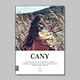 Cany Magazine Template