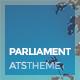 The Parliament - Masonry Grid WordPress Blog Theme
