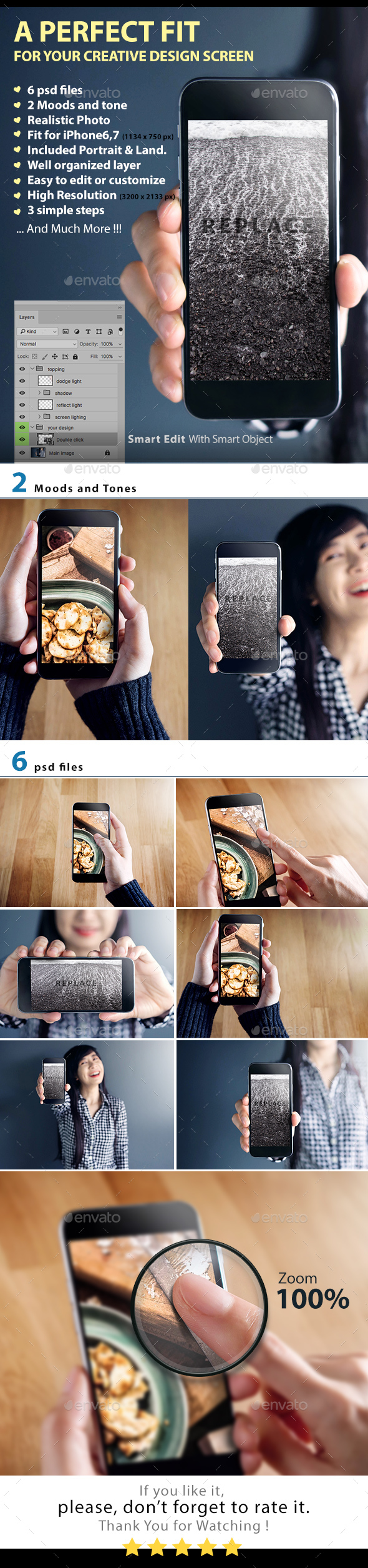Phone Mockup Series1