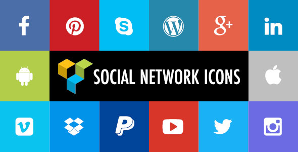 Social Network Icons Addons for Visual Composer WordPress Plugin (Add-ons)