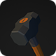 Low Poly Sledgehammer v.2