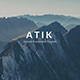 Atik - Creative Powerpoint Template