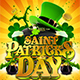 St Patricks Day Flyer Template 3