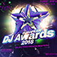 Dj Awards Web Template