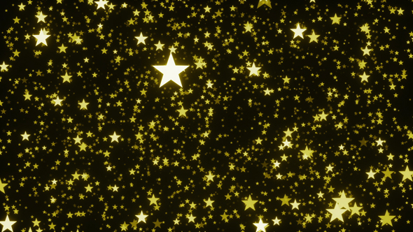 VideoHive Stars Background 19414497