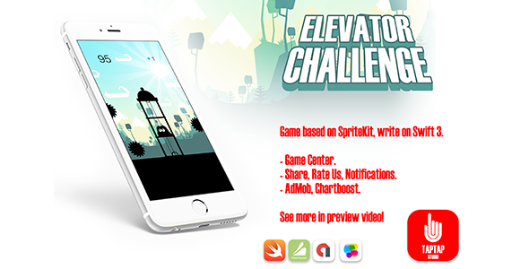 Elevator Challenge - CodeCanyon Item for Sale