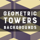 Geometric Towers | Backgrounds