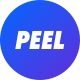 Peel - Portfolio Template For Creatives