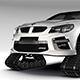 HSV GTS Maloo Crawler 2017