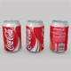 Coca Cola Can 02