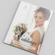 Wedding Photography Magazine / Brochure-V04
