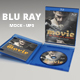 Blu-Ray Case and Disk Mock-Ups