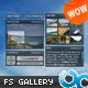 Amazing Fullscreen Panning Photo Gallery AS3 - ActiveDen Item for Sale