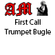 First Call Trumpet Bugle