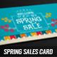 Spring Sales Card 3