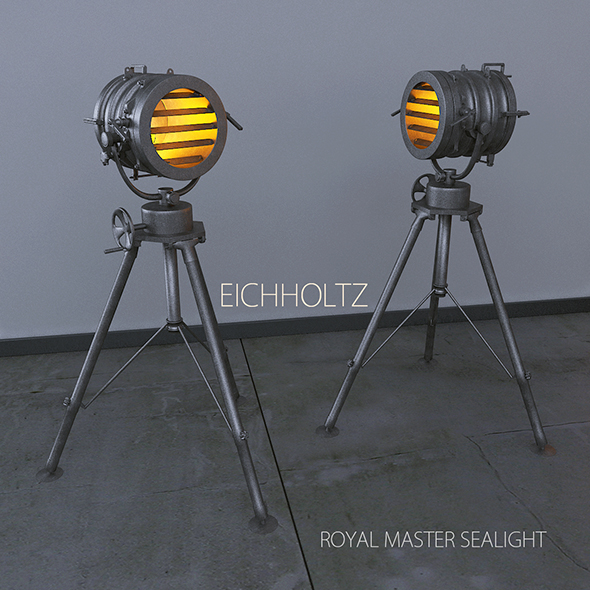 Royal Master Sealight Eichholtz - 3DOcean Item for Sale