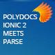 polydOcs - Ionic 2 meets Parse