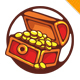 Gold Chest Logo