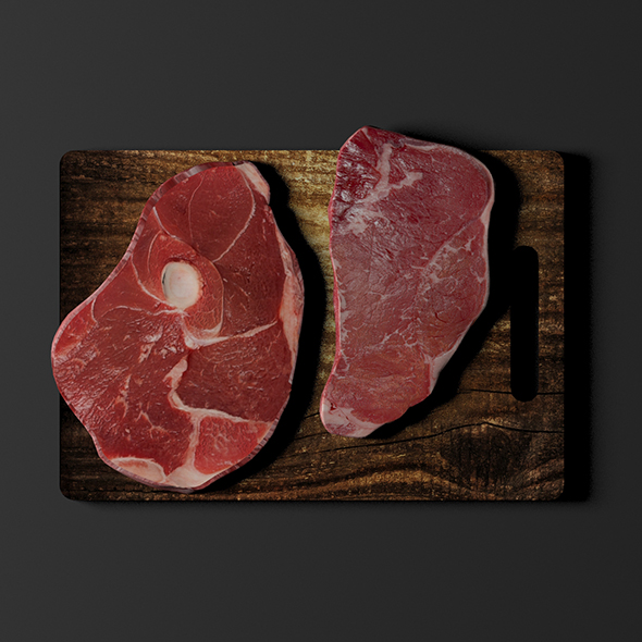 meat - 3DOcean Item for Sale