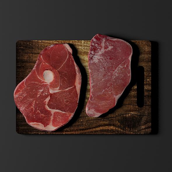 3DOcean meat 19420811