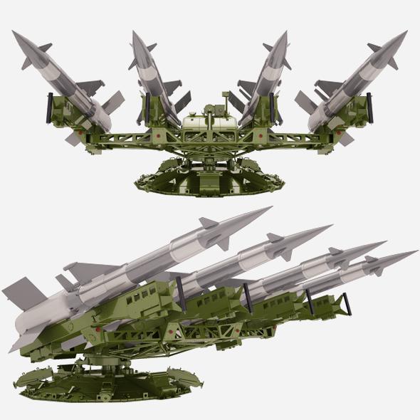 SA3 Goa S125 - 3DOcean Item for Sale