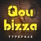 Qoubizza Typeface