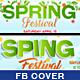 Spring Festival Facebook Cover 1