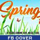 Spring Festival Facebook Cover 2