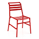 Straw O35 Modern Metal Chair