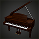 Piano Full textures