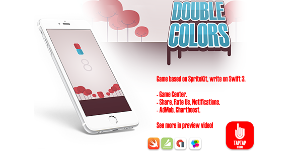 Double Colors - CodeCanyon Item for Sale