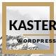 Kaster — Multipurpose Agency/Personal Portfolio & Modern Blog WP Theme