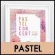 Flyer Template: Stylish Pastel