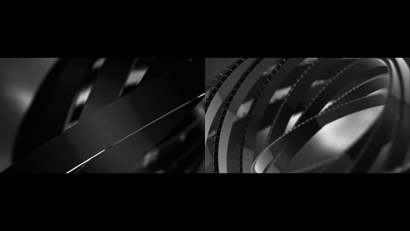 VideoHive Black Spiral 19424619