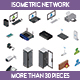 Isometric Network