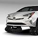 Toyota Prius Crawler 2017