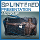 Splintered Presentation Mockup - GraphicRiver Item for Sale