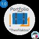 """PrestaShop portfolio module """"Theofilaktos"""""""