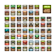2D Tilesets for Creating Video Games