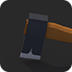 Low Poly Axe v.2