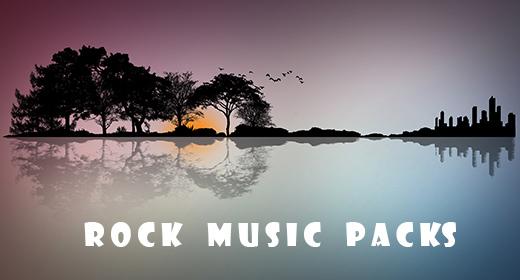 Rock Music Packs