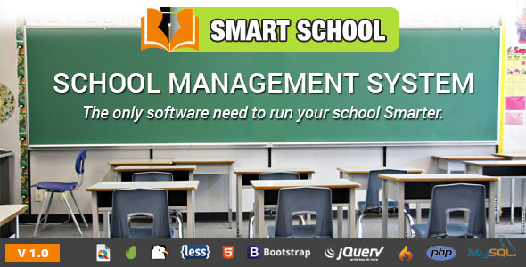 Download Smart School : School Management System