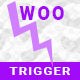 WooTrigger addons for Woocommerce - Award coupons, products, discount