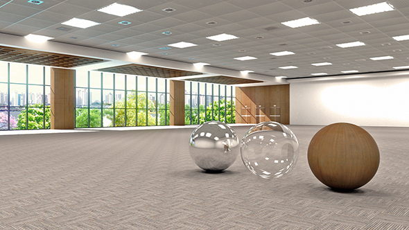 CONFERENCE ROOM - PLENARIA - 3DOcean Item for Sale