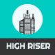High Riser Real Estate Web Banners