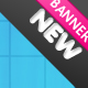 Web Glass Banner Box - Web 2.0 and Perfect Design - GraphicRiver Item for Sale